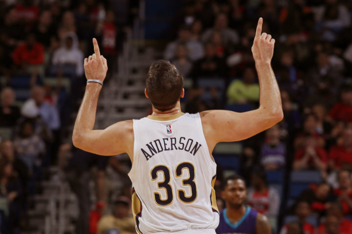 Check out Ryan Anderson in action during 2015-16 season.