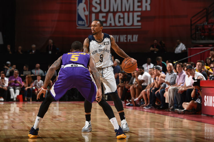 Summer League 2016 - Pelicans vs. Lakers