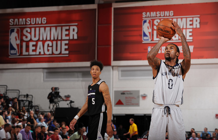 Summer League 2016 - Game 3 vs. Kings