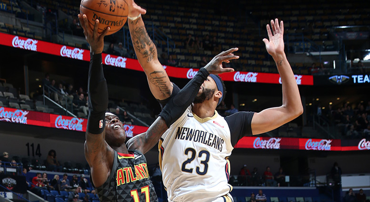 Darius Miller drops career-high 21 points Monday for Pelicans