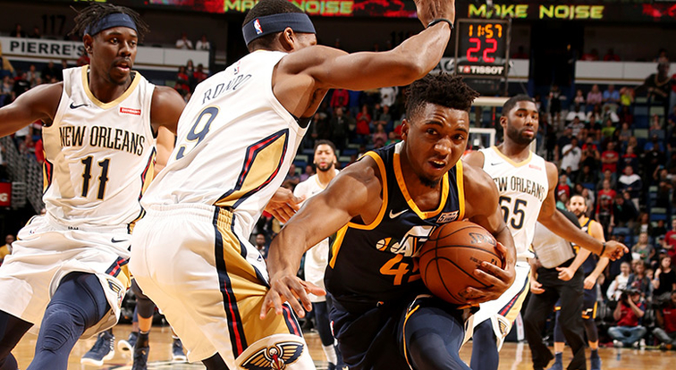 Utah Jazz vs New Orleans Pelicans: Lineups, preview & prediction 3/11/18