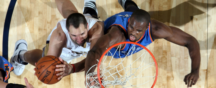 Ryan Anderson and Serge Ibaka are just two of the players impacted by injury in the race between NOLA and OKC
