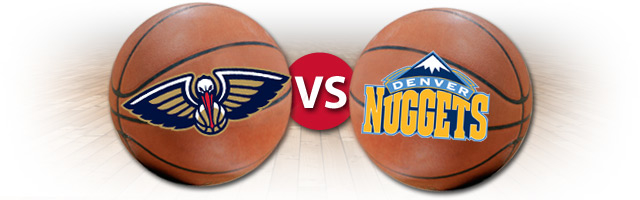 Pelicans vs. Nuggets