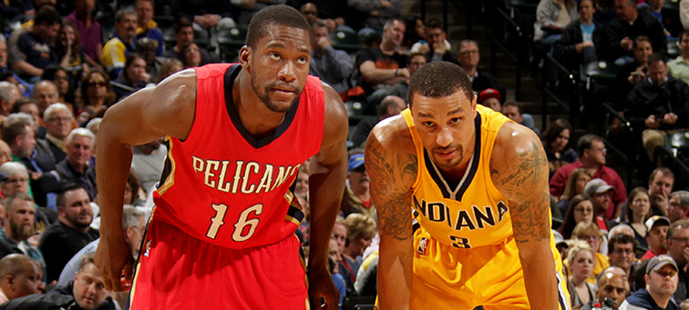 Pelicans at Pacers