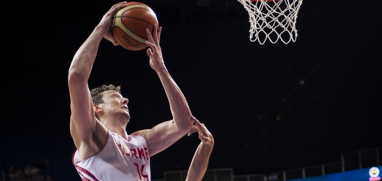 Turkey's Omer Asik scored 22 points vs. Finland, matching his NBA high