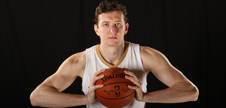 New Orleans center Omer Asik