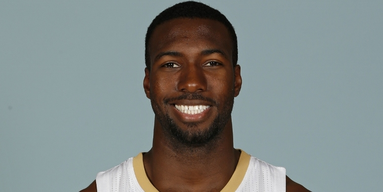 Pelicans rookie forward Patric Young