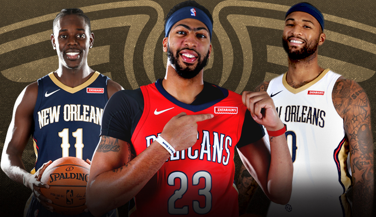 New Orleans Pelicans And Zatarains Cook Up A Winning Partnership