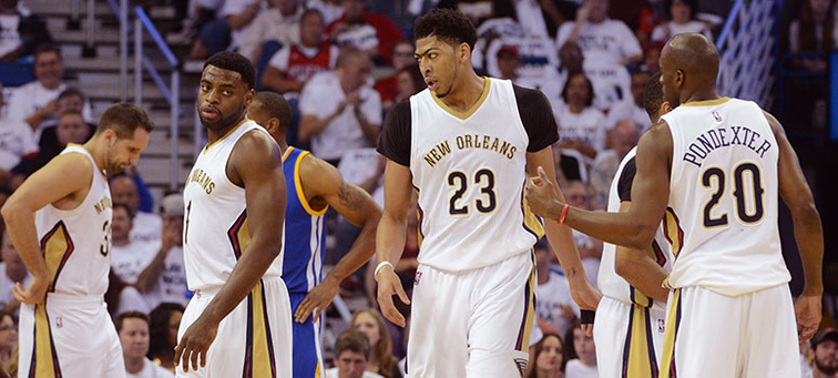 fa156cd9a Pelicans enter 2015-16 with more familiar faces than any Western Conference  team