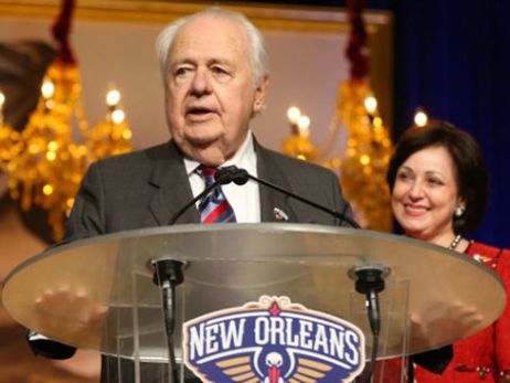 Statement from Pelicans and Saints Owner Tom Benson