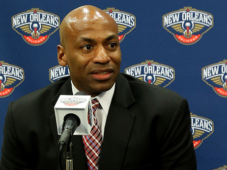 New Orleans Pelicans part ways with Dell Demps