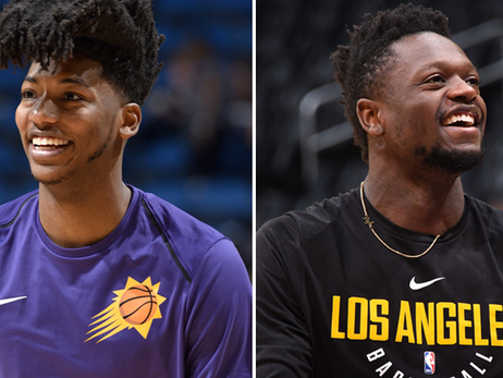Pelicans sign free agents Elfrid Payton and Julius Randle