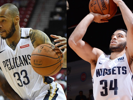 Pelicans sign Garlon Green and Kenrich Williams