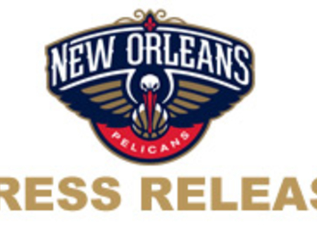 New Orleans Pelicans and HOOPLA Dedicate Refurbished Basketball Court in Lafayette; Tradition Now in Seventh Year