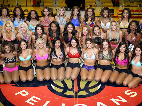 Meet the 2017-18 Pelicans Dance Team Finalists