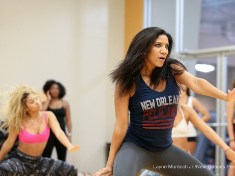 2016 Pelicans Dance Team Audition Prep Classes