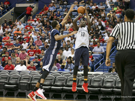 New Orleans Pelicans announce 2017 Training Camp schedule