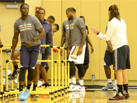 Pelicans Announce 2017 Training Camp Roster