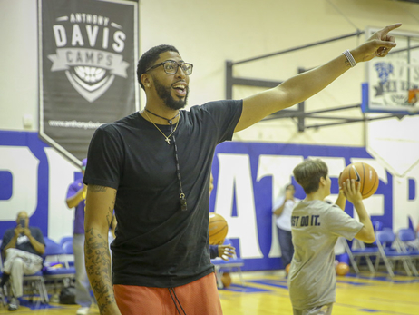 AD hosts basketball camp at UNO