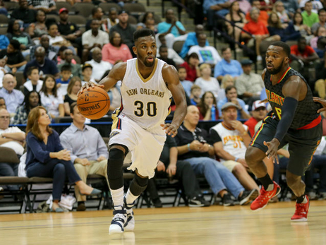 Check out Norris Cole in action during 2015-16 season.