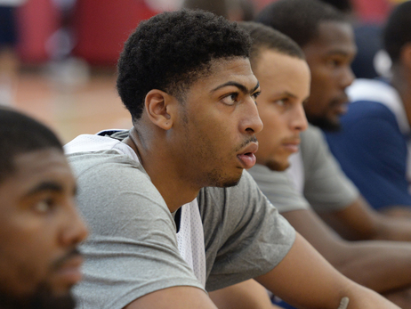 Anthony Davis at forefront of recent USA Basketball roster continuity