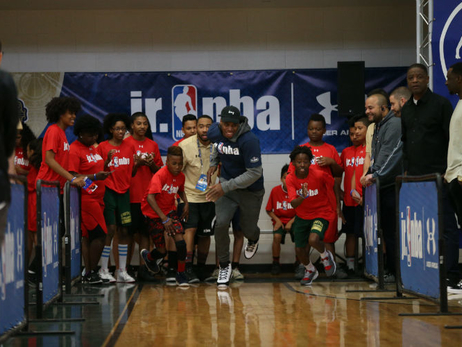 Inside Look: Jr. NBA Day with Buddy Hield