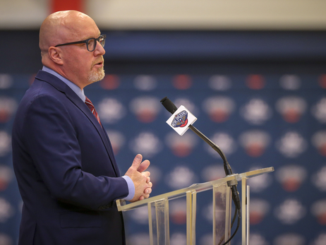 Introductory Press Conference: David Griffin 4/17/19