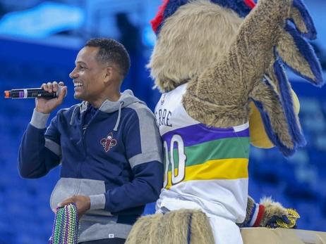 Pelicans, MassMutual Foundation host FutureSmart Challenge for local students