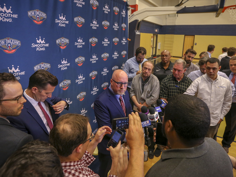 Quotes from David Griffin's introductory Q&A
