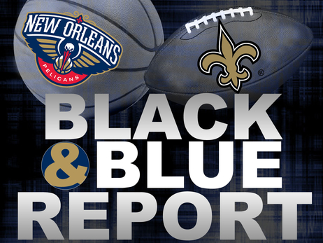 Black and Blue Report: August 31, 2015