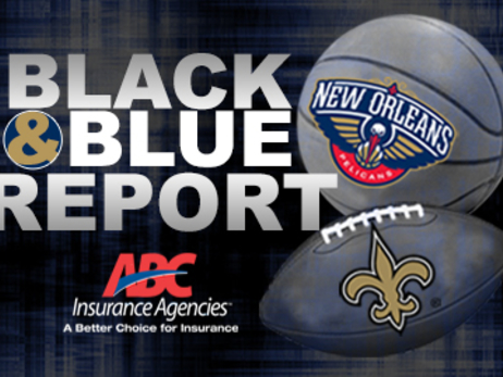 Black and Blue Report presented by ABC Insurance Agencies: October 25, 2016