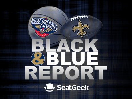 Joel Meyers on the Black and Blue Report presented by SeatGeek: April 19, 2019