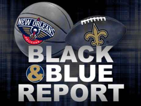 Black and Blue Report: April 18, 2018