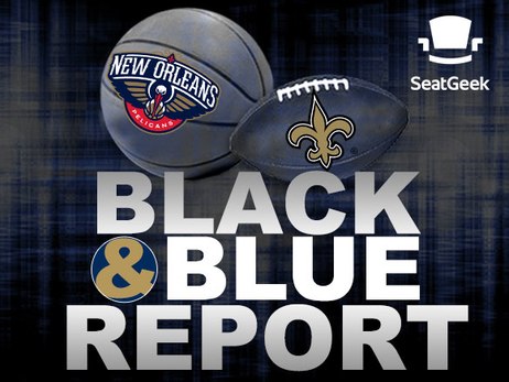 Black and Blue Report presented by SeatGeek: September 21, 2018