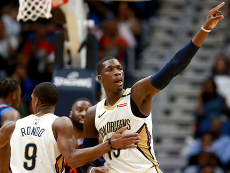 Checking in with Cheick Diallo's celebrations