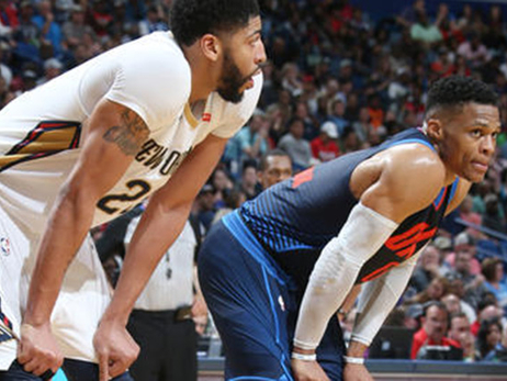 Top 10 Pelicans Home Games of 2018-19: No. 6 vs. Thunder