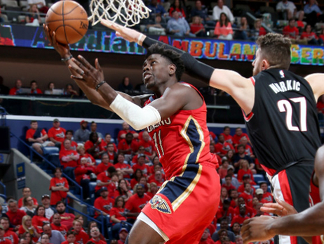 Top 10 Pelicans Home Games of 2018-19: No. 8 vs. Trail Blazers