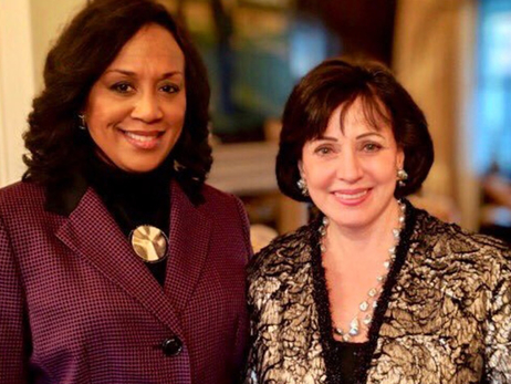 Statement From Gayle Benson on the death of Nancy Parker