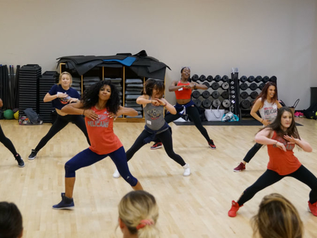 Pelicans Host Prep Class #2 for Dance Team Auditions 2018
