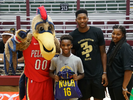 Elfrid Payton hosts third annual Youth Basketball Clinic