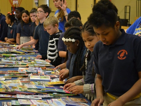 Pelicans, Shell host annual Reading and STEM Rally