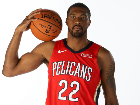 Derrick Favors expected to provide leadership, contributions at both ends of floor for Pelicans