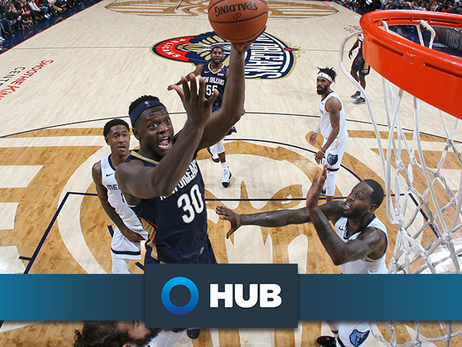 Behind the Numbers presented by HUB International: Pelicans at Grizzlies (1/21/19)