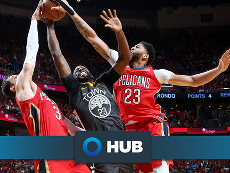 Pelicans shootaround update presented by HUB International: Golden State presents ultimate test for New Orleans defense