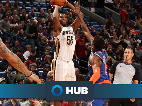 Pelicans shootaround update presented by HUB International: New Orleans receiving offensive contributions from numerous sources
