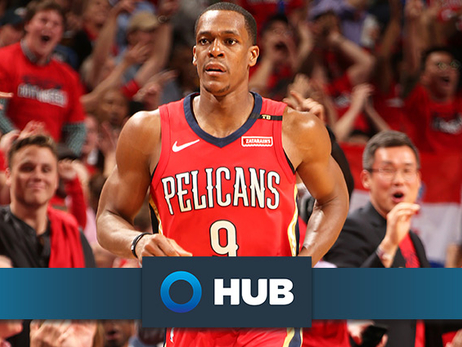 Behind the Numbers presented by HUB International: Trail Blazers at Pelicans (Game 4)