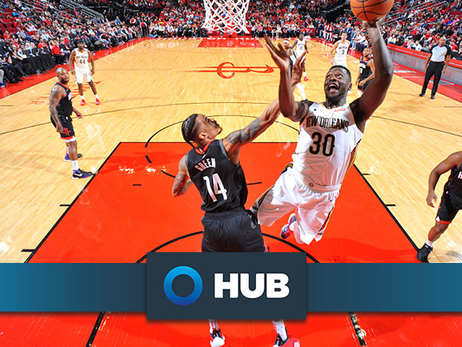 Behind the Numbers presented by HUB International: Rockets at Pelicans (3/24/19)