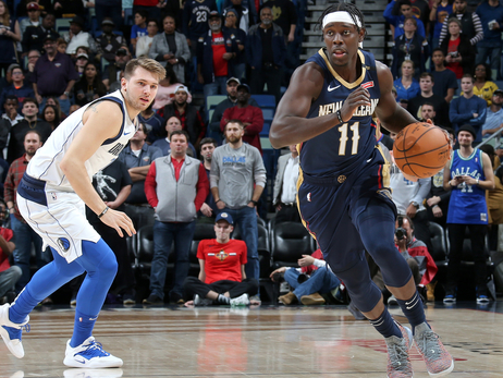 Five most exciting New Orleans Pelicans home games of 2019-20 presented by SeatGeek