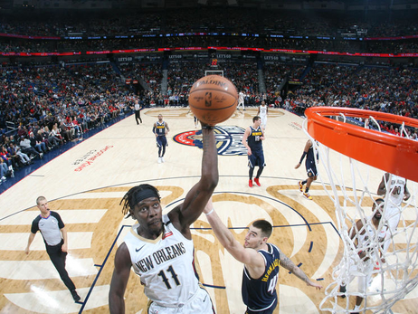 Top 50 Jrue Holiday Photos from the Pelicans 2018-19 Season