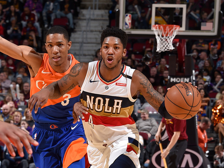 Top 20 Elfrid Payton Photos from the Pelicans 2018-19 Season